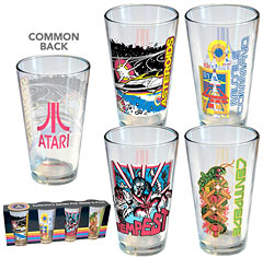 a while ago i broke the 3rd and last glass in a set i really liked now i need new cool drinking glasses