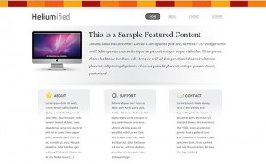 helium free wordpress theme