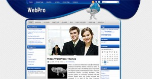 webpro free wordpress theme